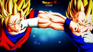 DBZ Goku & Vegeta AMV-When I See You Again Remastered