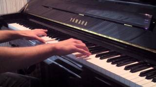 """Man of Steel - """"Flight"""" Theme (Piano Cover)"""
