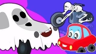 noche de Halloween | populares canciones infantiles para los cabritos | Nursery Rhyme