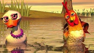 El Gallo y la Pata - Canciones de la Granja de Zenón 2