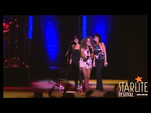 Vídeo resumen del concierto de Rosario, Lolita y Antonio Carmona en Starlite Festival.