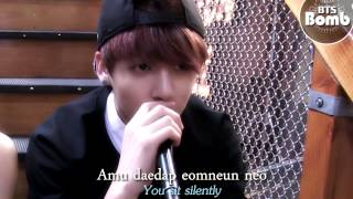 Jungkook 정국 cover [Eyes,Nose,Lips-Taeyang] combine parts (ENG/ROM)