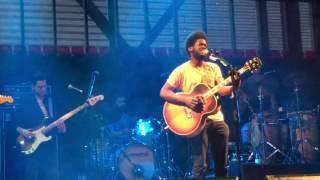 Michael Kiwanuka - I'm getting ready live in Madrid 2016 (Mad Cool Festival)