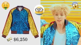 How Much BTS Spend for DNA Promotion?