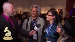 Native American Music Album at the Nominee Reception | GRAMMYs