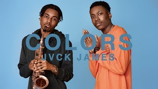 Jvck James - Extroverted Lovers | A COLORS SHOW
