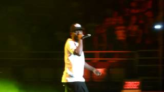 Kendrick Lamar - Backseat Freestyle LIVE!!