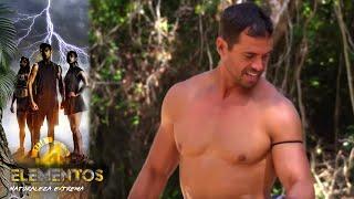 Pedro menea las POMPAS!! | Reto 4 Elementos, segunda temporada