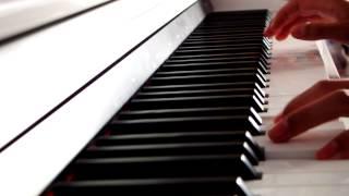 Avicii vs. Nicky Romero I Could Be The One Piano Cover