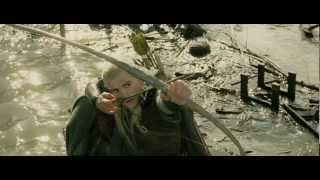 LOTR: The Return of the King - Death of Saruman
