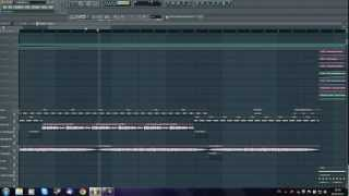 SuburbiaBeatz - In the space [FL-Studio] Trance