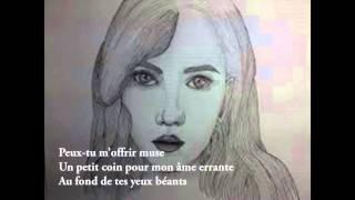 je ne suis pas beau, publicado por Ana Herrera