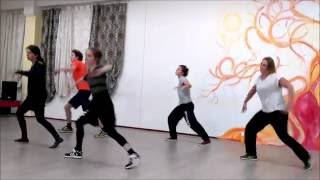 Grace - Dirty Harry | Jus Dance Projects | Intermediate hiphop class