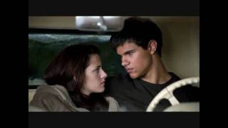 jacob y bella yo quisiera ser  twilight ,luna nueva y eclipse