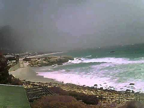 Timelapse Video – Glen Beach & Camps Bay – 02/11/2010