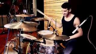 Chad Grenier - Vinyl Theatre - Breaking Up My Bones Drum Cover