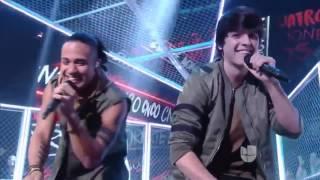 CNCO Para enamorarte live La Banda