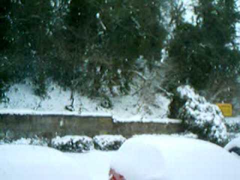 Scotland Days – Snowfall