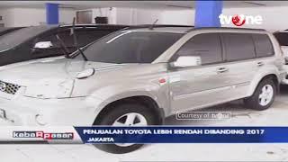 Penjualan Mobil Nasional Naik Meski Rupiah Melemah