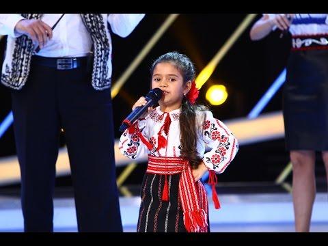 Lorena Popa a cântat o melodie populară pe scena de la Next Star!