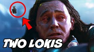 Loki not Death in Avengers Infinity War and Avengers 4 BIG Update Hindi width=