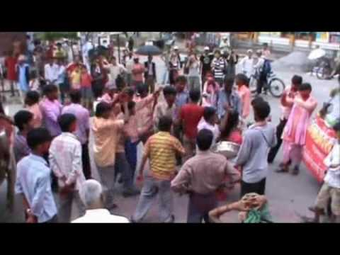 Nepal    Pokhara Religious dance