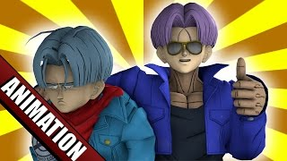 [SFM DBZ]Future Future Trunks Warns Future Trunks (ft. GaoGaiKingTheGreatVA, SeigiVA & Nowacking)