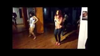 Skin by Rihanna. Choreography by Mrigakshi