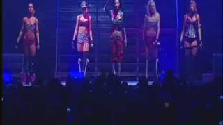 [DDWT] Pussycat Dolls - I Hate This Part (Live @ Glasgow) - HQ