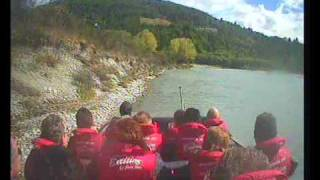 New Zealand Canyon Speed Boat