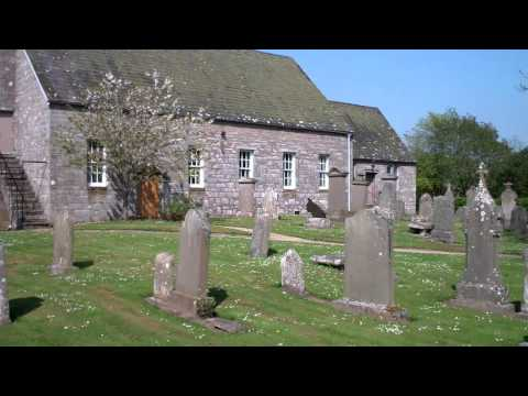 Parish Church Kirkton of Auchterhouse Angus Scotland May 24th