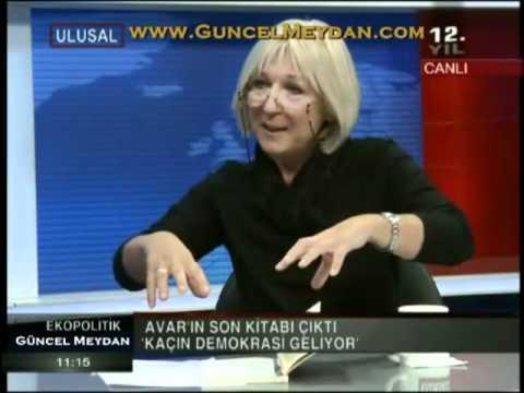 Ekopolitik - 3 Kasım 2011 / Banu AVAR - ''Kaçın! 'Demokrasi' Geliyor!'' 1/3