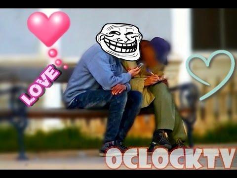 Grandpa, I'm in love ! Prank - الشرّاف المغاربة و الحب - شنو نقول ليها ؟ |OClockTV