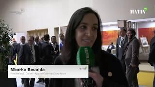 Colloque National de la régionalisation avancée : Déclaration de Mbarka Bouaida
