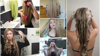 Ma routine complète pour les cheveux ! | Produits, soins, outils ! width=
