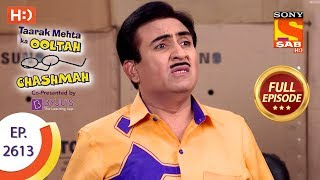 Taarak Mehta Ka Ooltah Chashmah - Ep 2613 - Full Episode - 30th November, 2018 width=