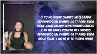 Xian ft Olivet La Muza   Me Pierdes Letra Oficial