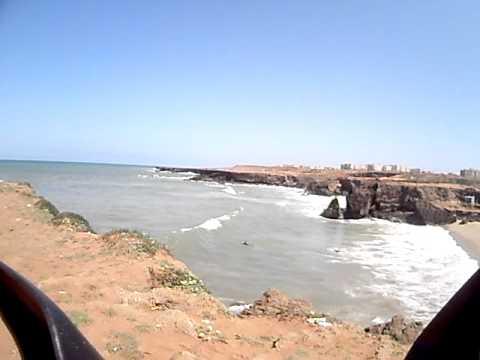 Marrocos – Uma espécie de Guincho a Norte de Rabat