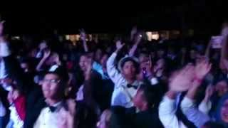 #INSANE FEAT. LPZ LIVE AT SMADA FAREWELL PARTY 2015 (Part 1)
