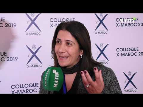 Video : Colloque X-Maroc 2019 : La Fondation MAScIR au service de la R&D