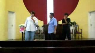 Trio Canto Livre - Janeiro de 2008 (Não Tão Distante)