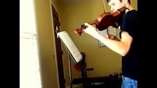 Metallica For Whom the Bell Tolls violin cover
