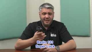Radio 101 - How to deactivate Super Lock on Kenwood two way radios
