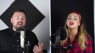 Unpredictable | Olly Murs ft. Louisa Johnson Cover | Lauren Platt & Tony Roberts