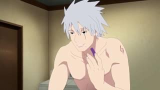 Kakashi's face revealed - Episode 473