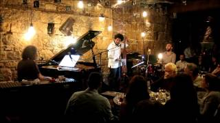 Armando's RhumBach - Stavros Lantsias 'Piano Trio+' live
