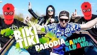 GANG RELAX BAND - RIKI TIKI WESELNIKI (COVER/PARODIA GANGU ALBANII) MUSIC VIDEO 2016