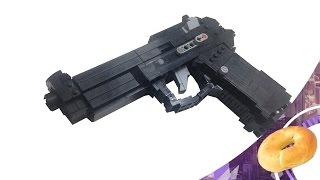 LEGO M9 Beretta (Field Strip)