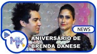Regis Danese e família comemoram aniversário de Brenda Danese (News)