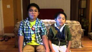 Sa Ugoy ng Duyan - COVER by Isaiah and Bibo